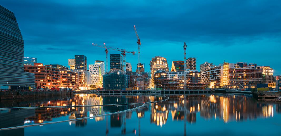 Illustrasjonsfoto fra Oslo.