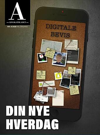"Denne forsiden mottok heder under Fagpresseprisene. <a target=""_blank"" href=""https://www.advokatbladet.no/files/2020/11/12/Advokatbladet_0820_high.pdf"" aria-label="""">Klikk her</a> hvis du vil lese bladet som PDF."