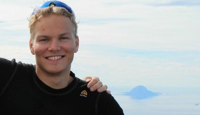 Jonas Kolderup Lund er ny leder i Lovstafetten Oslo.