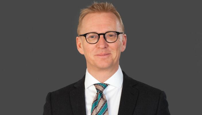 Fungerende managing partner Kjetil Haare Johansen i DLA Piper gleder seg over engasjementet blant jusstudentene.