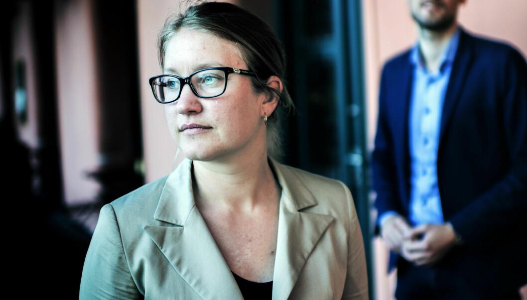 Tina Storsletten Nordstrøm er leder av Advokatforeningens mangfoldsutvalg.