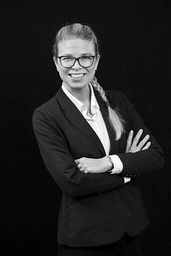 Eline Thalberg Andersson.