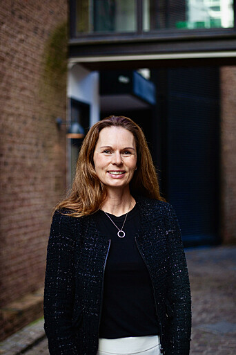 Hanna Norum Motzfeldt.