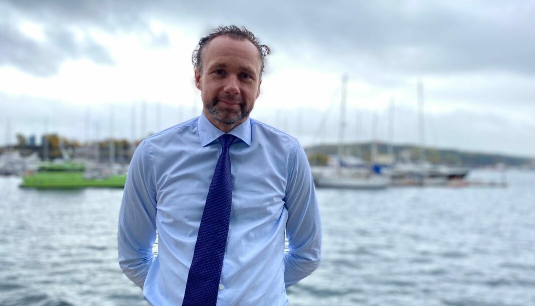 BAHR-partner Geir Gustavsson.