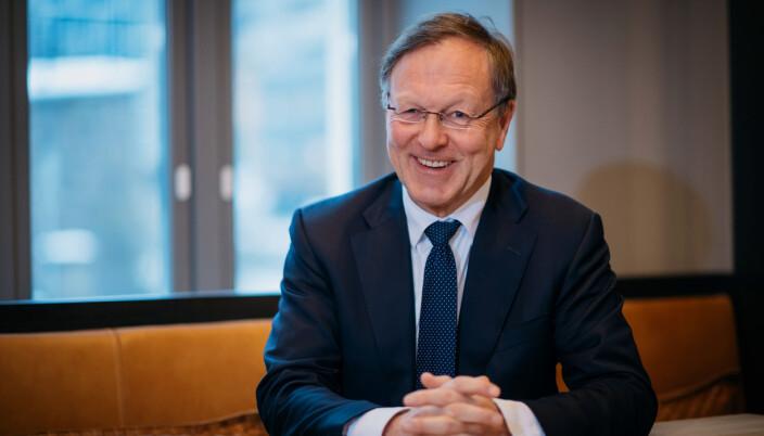 SANDS-partner Morten Steenstrup.