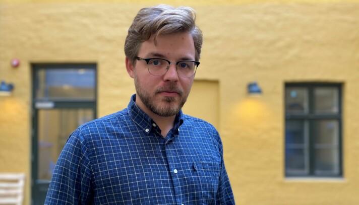 Daglig leder i Jussbuss, Ole Martin Juul Slyngstadli.